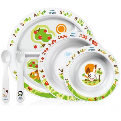 Набор детской посуды Philips AVENT SCF716/00