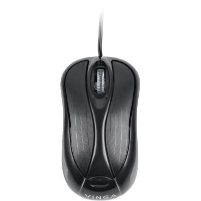 Мышка Vinga MS601BK