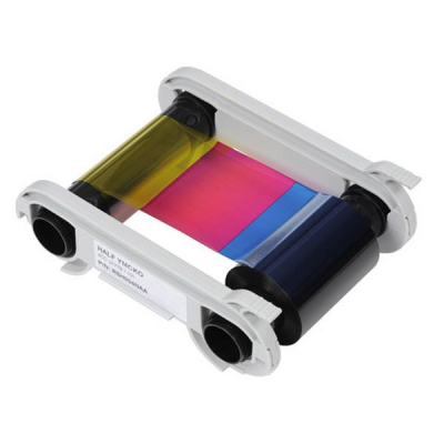 evolis к принтерам Zenius , Primacy, цветной 1/2 YMCKO, 4 R5H004NAA