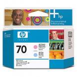 Печатающая головка HP No.70 Light Cyan and Light Magenta Фото