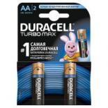 Батарейка Duracell AA TURBO MAX LR06 * 2 Фото
