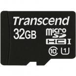 Карта памяти Transcend 32Gb microSDHC Class10 UHS-I Фото