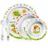 Набор детской посуды Philips AVENT SCF716/00 Фото