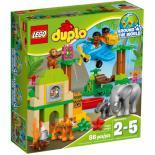 Конструктор LEGO Duplo Town Вокруг света Азия Фото