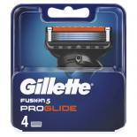 Сменные кассеты Gillette Fusion ProGlide 4 шт Фото 1