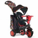 Детский велосипед Smart Trike Boutigue 4 в 1 Black-Red Фото