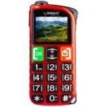Мобильный телефон Sigma Comfort 50 Light DS Red Фото