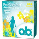 Тампоны o.b. ProComfort с покрытием SilkTouch Normal 8 шт Фото