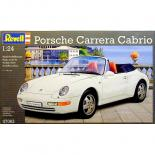 Сборная модель Revell Автомобиль Porsche 911 Carrera Cabrio 1:24 Фото