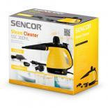 Пароочиститель Sencor SSC 3001 YL Фото 2