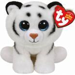 Мягкая игрушка Ty Beanie Babies Белый тигренок Tundra 15 см Фото