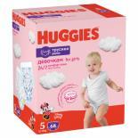 Подгузник Huggies Pants 5 для девочек (12-17 кг) 68 шт Фото 1