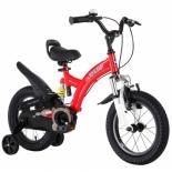 """Детский велосипед Royal Baby FLYBEAR 12"""", красный Фото"""