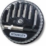 Набор бит Stanley из 6 вставок и магнит. держателя (1-68-739) Фото