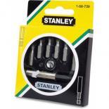 Набор бит Stanley из 6 вставок и магнит. держателя (1-68-739) Фото 1