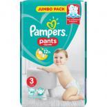 Подгузник Pampers трусики Pampers Pants Maxi Размер 3 (6-11кг), 60 ш Фото 1