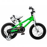 """Детский велосипед Royal Baby FREESTYLE 16"""" зеленый Фото"""