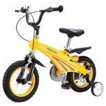 Детский велосипед Miqilong SD Желтый 12` Фото