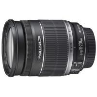 Объектив Canon EF-S 18-200mm f/3.5-5 IS Фото