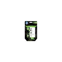 Картридж HP DJ No. 21+22 Combo Pack (C9351+C9352) Black+color Фото
