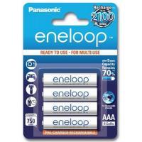 Акумулятор Panasonic Eneloop AAA 750mAh NI-MH * 4 Фото