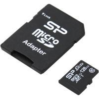Карта памяти Silicon Power 128Gb microSDXC class 10 Фото