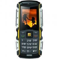 Мобильный телефон Astro A200 RX Black Yellow Фото