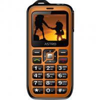 Мобильный телефон Astro B200 RX Black Orange Фото