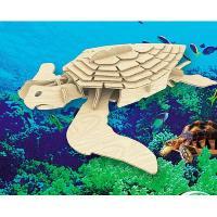 Збірна модель Мир деревянных игрушек Морская черепаха Фото