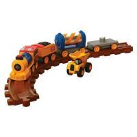 Железная дорога Toy State CAT со светом и звуком Фото