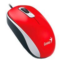 Мишка Genius DX-110 USB Red Фото