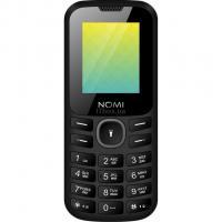 Мобильный телефон Nomi i184 Black-Grey Фото