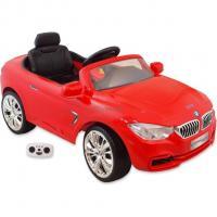 Электромобиль Alexis-Babymix BMW Z669R Red Фото