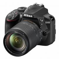 Цифровой фотоаппарат Nikon D3400 18-140 VR kit Фото