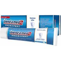 Зубна паста Blend-a-med Pro-Expert Крепкие зубы Тонизирующая мята 100 мл Фото
