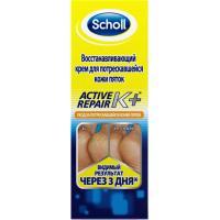 Крем для ног Scholl Восстанавливающий для потрескавшейся кожи пяток 60 Фото