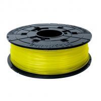 Пластик для 3D-принтера XYZprinting PLA 1.75мм/0.6кг Filament Cartridge, Clear Yellow Фото