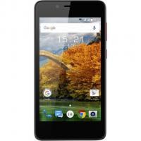Мобильный телефон Fly FS458 Stratus 7 Black Фото
