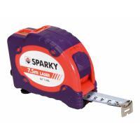Рулетка SPARKY 7.5 ML c лазером, 7.5м, 25мм Фото