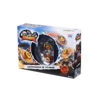 Волчок AULDEY Infinity Nado Battle Buddha и Blast Flame с устр.  Фото
