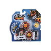 Волчок AULDEY Infinity Nado Стандарт Blast Flame с устройством з Фото