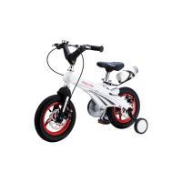 Детский велосипед Miqilong GN Белый 12` Фото