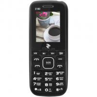 Мобильный телефон 2E E180 Dual Sim Black-Blue Фото