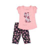 Набор детской одежды Breeze в цветочки Фото