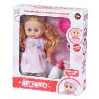 Лялька Same Toy с аксессуарами 38 см Фото