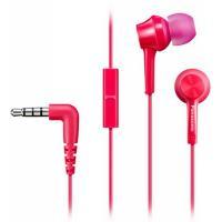 Навушники Panasonic RP-TCM115GC Pink Фото