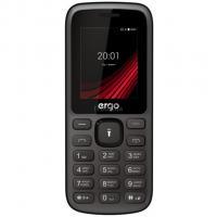 Мобильный телефон Ergo F185 Speak Black Фото