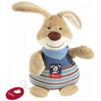 М'яка іграшка Sigikid музыкальный Кролик 25 см Фото