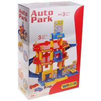 Ігровий набір Polesie Паркинг 3-уровневый с автомобилями Фото
