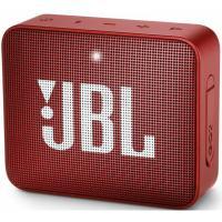 Акустическая система JBL GO 2 Ruby Red Фото